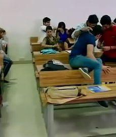 Seksi Öğretmen Sınıfta Sex | HD
